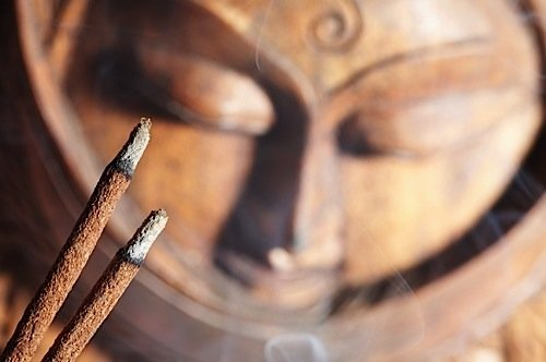 Scientific Buddhist: Why Incense is More Than Just a
