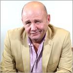 Comedic radio host Mike Bullard on News Talk 1010 radio