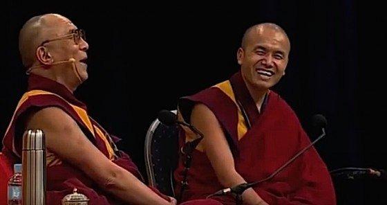Buddha Weekly Dalai Lama Enjoys a Laugh in Australia 2013 Buddhism