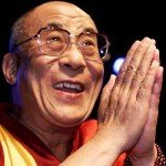dalai lama laughter and smiles are iconic of the spiritual leader
