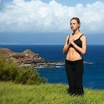 Buddha Weekly 0Standing Meditation woman praying buddhism buddha 9434456 s