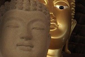 Buddha Weekly 0m Buddha face enlgihtened face statue