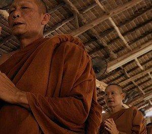 Buddha Weekly 4Monks praying Buddhism Buddha