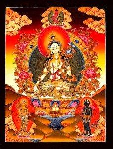 Buddha Weekly 0White Tara Sita tara