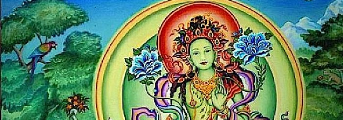 Mama Buddha Tara: Compassionate Action