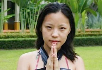 Anjali mudra is a universal buddhist greeting not namaste a namaste is often used in conjunction with the anjali mudra as a greeting often between m4hsunfo