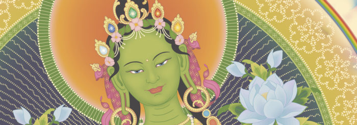 Mama Buddha Tara: Compassionate Action; Stories of Tara the Rescuer