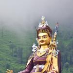Padmasambhava giant statue