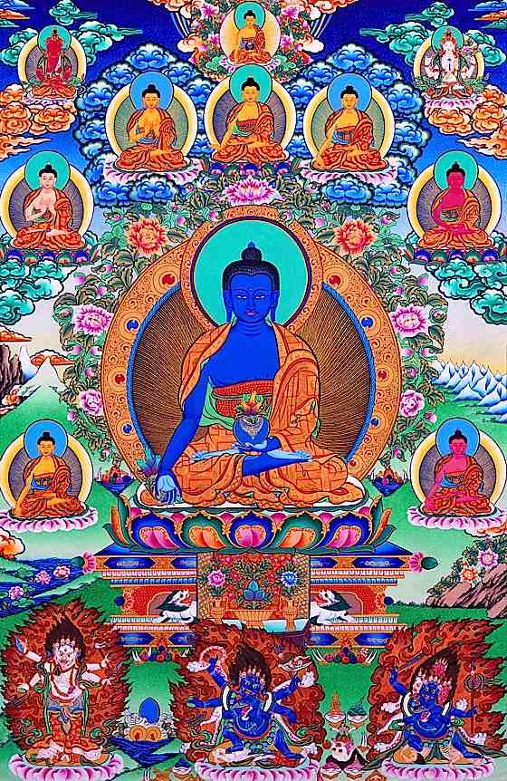 Buddha Weekly 00 Best Medicine Buddha