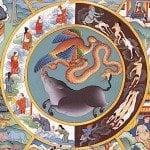 Buddha Weekly 0buddhist rebirth wheel of samsara