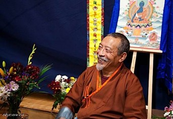 """Emptiness means as-it-is-ness: all things as-they-are … it actually implies completeness and wholeness."""" — Venerable Zasep Rinpoche"""