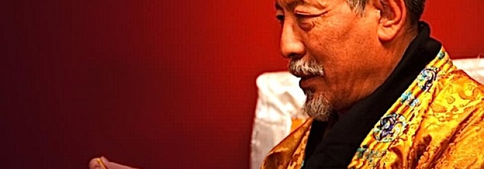 Thirteenth Zasep Tulku, Archarya Zasep Tulku Rinpoche, an Internationally Respected Teacher, in Toronto