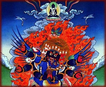 The Lightning Path of Buddhism: The Power of Yidams