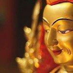 Buddha Weekly 0Je Tsongkhapa Statue