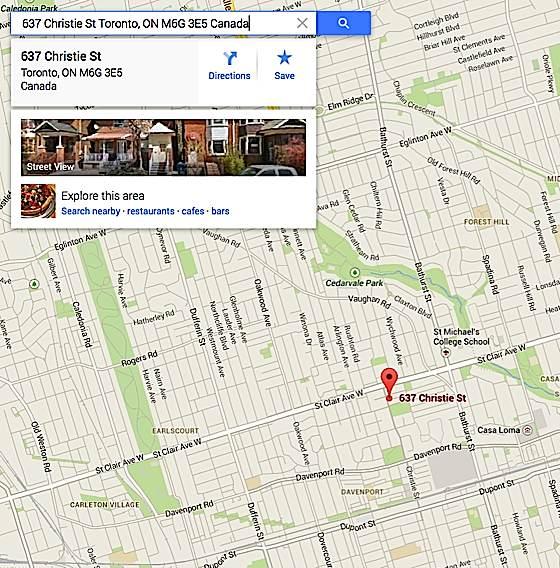 Buddha-Weekly-0Gaden-Choling-637 Christie Street Toronto Canada