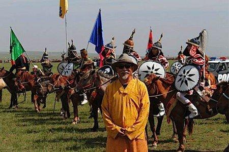 Buddha Weekly Zasep Tulku Rinpoche in Mongolia