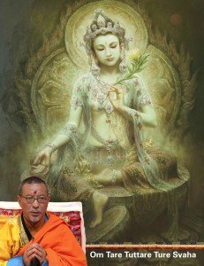 Tara Buddha Glorious Savior