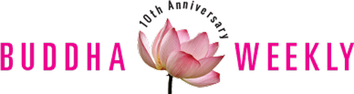 buddha weekly logo
