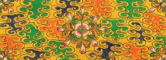 pattern background tibetan