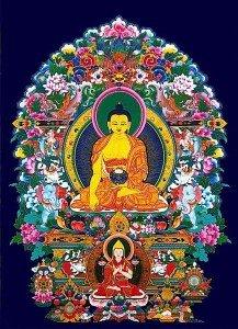 Buddha Weekly Buddha Shakyamuni Tsongkhapa Buddhism