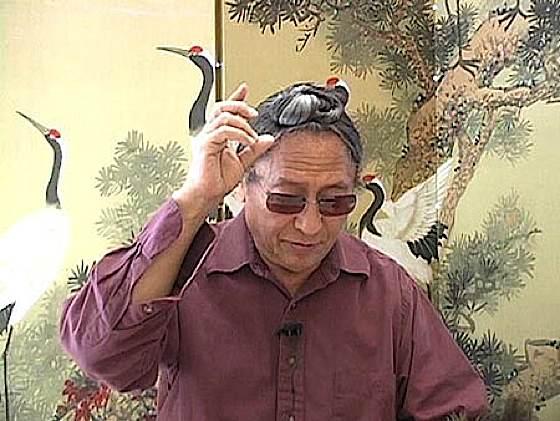 Lama Tharchin Rinpoche.