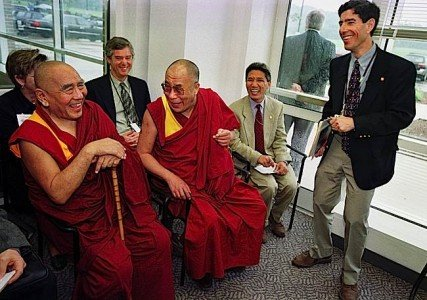 Buddha Weekly Geshe Sopa With Dalai Lama At University of Wisconsin Buddhism