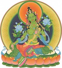 Limitless Tara, Beyond the Green: Buddha, Bodhisattva, Savior, Mother of all the Buddhas, Hindu Maa Tara, Goddess of Many Colors, Consort of Buddhas, Wisdom Mother, Action Hero…