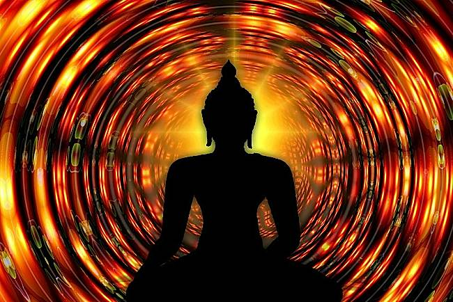 One goal of mindfulness is to glimpse the Buddha Within and ultimately to develop the Wisdom of Emptiness. Vajrayana visualizations pursue the same goal by actively experiencing the Buddha Nature—at first through imagination.