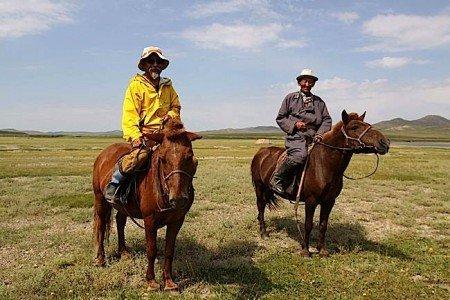 Buddha Weekly Zasep Tulku Rinpoche on horse Buddhism