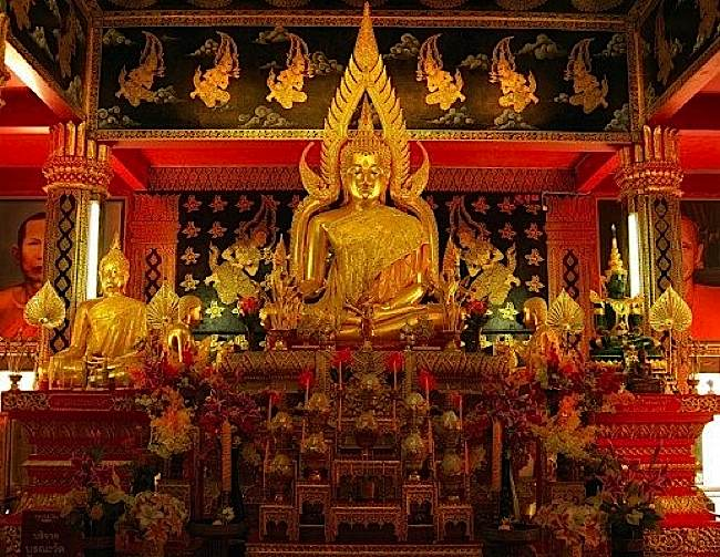Russia will complete construction on an elaborate Buddhist Temple, complete with Tibetan Buddhist Medical clinic, by 2017. This will be the first Buddhist temple in Russia, according to World Religion News.