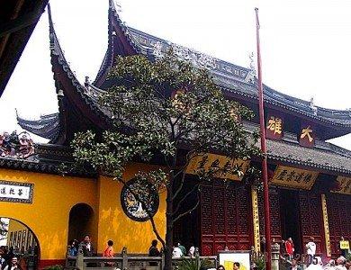 Buddha Weekly China Shanghai Jade Buddha Temple 6046 05 Buddhism