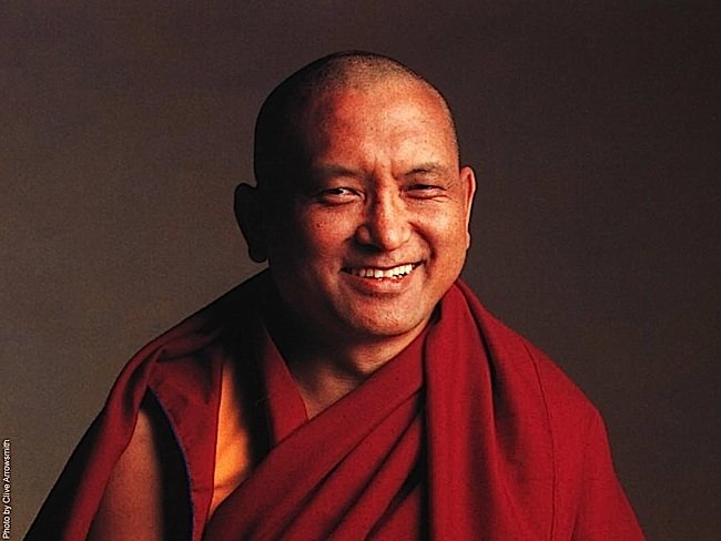 Lama Zopa Rinpoche is a highly realized teacher and spiritual head of FPMT.