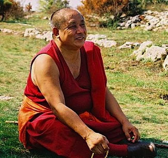 Venerable Choje Lama Phuntsok
