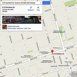Buddha Weekly 0Markham Street Toronto