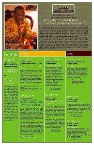 Buddha Weekly Gaden Choling Events 30th Anniversary Buddhism