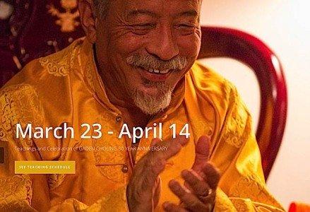 Buddha Weekly Gaden Choling event Buddhism