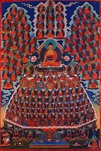 Buddha Weekly Shakyamuni Lamrim Merit Field Buddhism