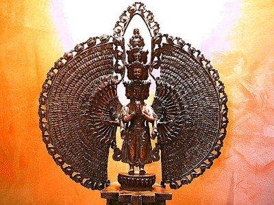 Buddha Weekly 1000 arm Avalokitesvara Buddhism