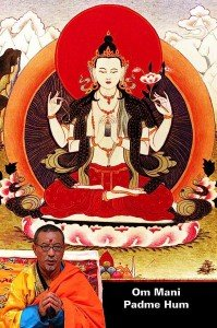 Buddha Weekly Avalokitesvara mantra Buddhism