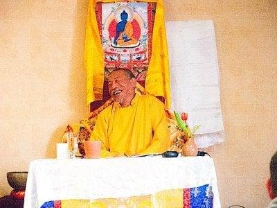 Buddha Weekly Rinpoche Laughing Owen Sound Mahamudra Event Buddhism
