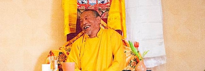 """Mahamudra is ultimately about trying to experience absolute truth"" — and Helping Your Mind Get to Know Your Mind: Teaching Retreat Notes, Zasep Tulku Rinpoche"