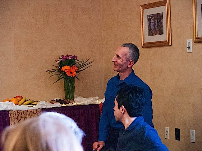 Theodore Tsaousidis is a meditation teacher who lectures regularly at Gaden Choling Toronto and a Medicine Buddha Toronto events and retreats.