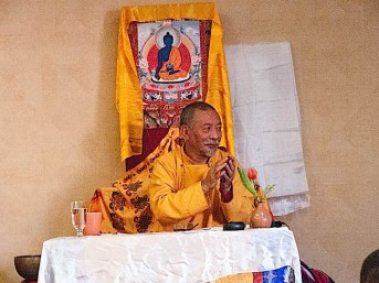 The Mindfulness of Feelings: Overcoming Negative Feelings and Using Discriminating Alertness of Feelings in Your Practice: Mahamudra Teachings from Zasep Tulku Rinpoche, Session 3.