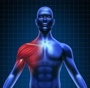 Buddha Weekly shoulder pain illustrated body scan meditation Buddhism