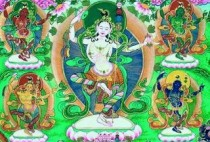 """Tantra Helps """"Stop Ordinary Perception"""", and is the Fast Path to Enlightenment. But How Do Modern Buddhists Relate to Deities?"""