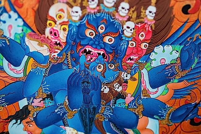 Buddha Weekly Vajrakilaya Buddhism