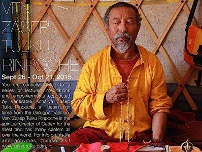 Buddha Weekly Venerable Zasep Rinpoche Sep 26 Oct 21 in Toronto Buddhism