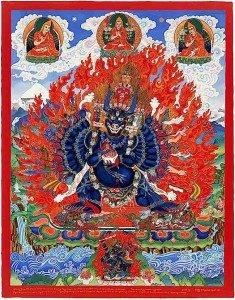 Buddha Weekly Yamantaka Gelugpa Beautiful Buddhism