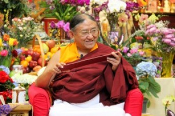 Biography and Birthday: His Holiness Sakya Trizin, Celebrating Decades of Teachings