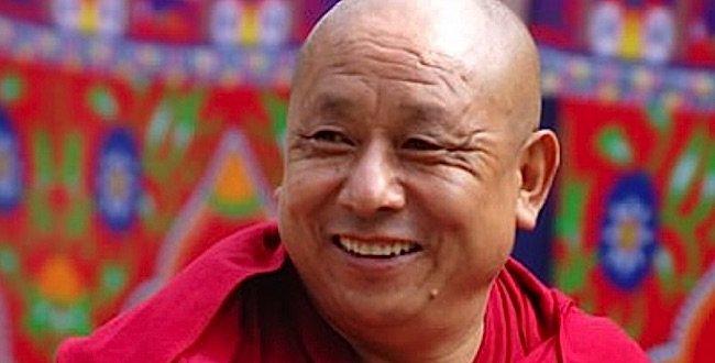 Venerable Choje Lama Phunstock.